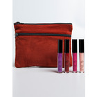 American Apparel Lipgloss and Make-Up Bag Set