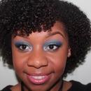 Oceanic Blue Eyes