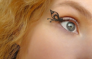 Lovely paperself lashes, check out the video and review on my YouTube channel and blogger! <3
