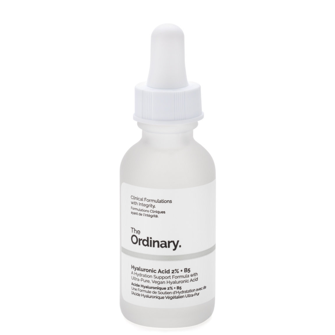 The Ordinary. Hyaluronic Acid 2% + B5 product smear.