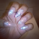 stiletto nails done by me