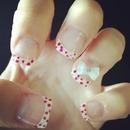 polka dots & bows.