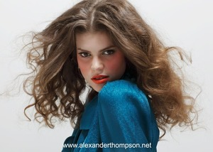 Photo Alexander Thompson Makeup James Vincent Hair Alexander Tome