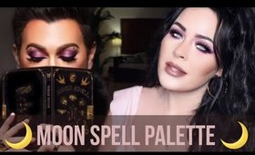 Chit Chat GRWM: Manny Mua Moon Spell Palette, Lunar Beauty, Baby Hair Wig & More