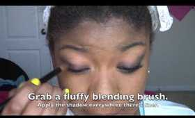 Dior Fall 2011 Runway Inspired Makeup Tutorial