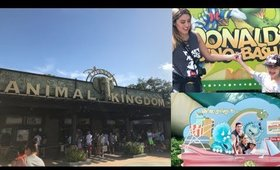Disney World Vlog Day 3 (Animal Kingdom)