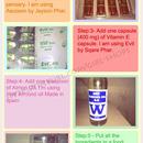 How to make Home Made DIY Vitamin C Facial Serum