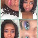 Feeling purple today