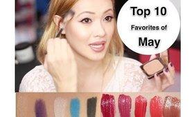 Top 10 May Favorites
