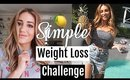 Simple Weight Loss Challenge For Summer 2018