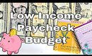 Budget By Paycheck//Jan. 10th Paycheck