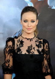 "Olivia Wilde at the ""Cowboys and Aliens"" Premiere"