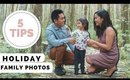 How To Prepare for Your Holiday Photoshoot | 5 Things You Need to Do