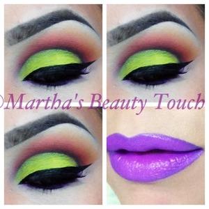 Follow me on Instagram @marthamua