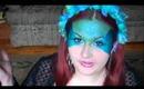 Mermaid Make-up Tutorial