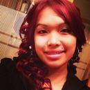 red hair:)