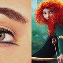 """Merida Inspired! """"Brave"""""""