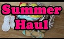 Summer shoe & clothing HAUL 2013