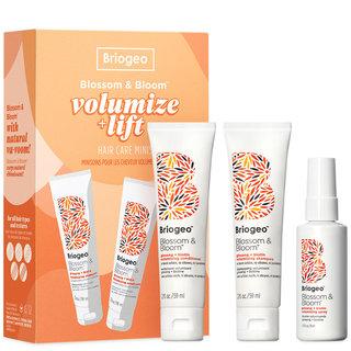 Blossom & Bloom Volumize + Lift Hair Care Minis