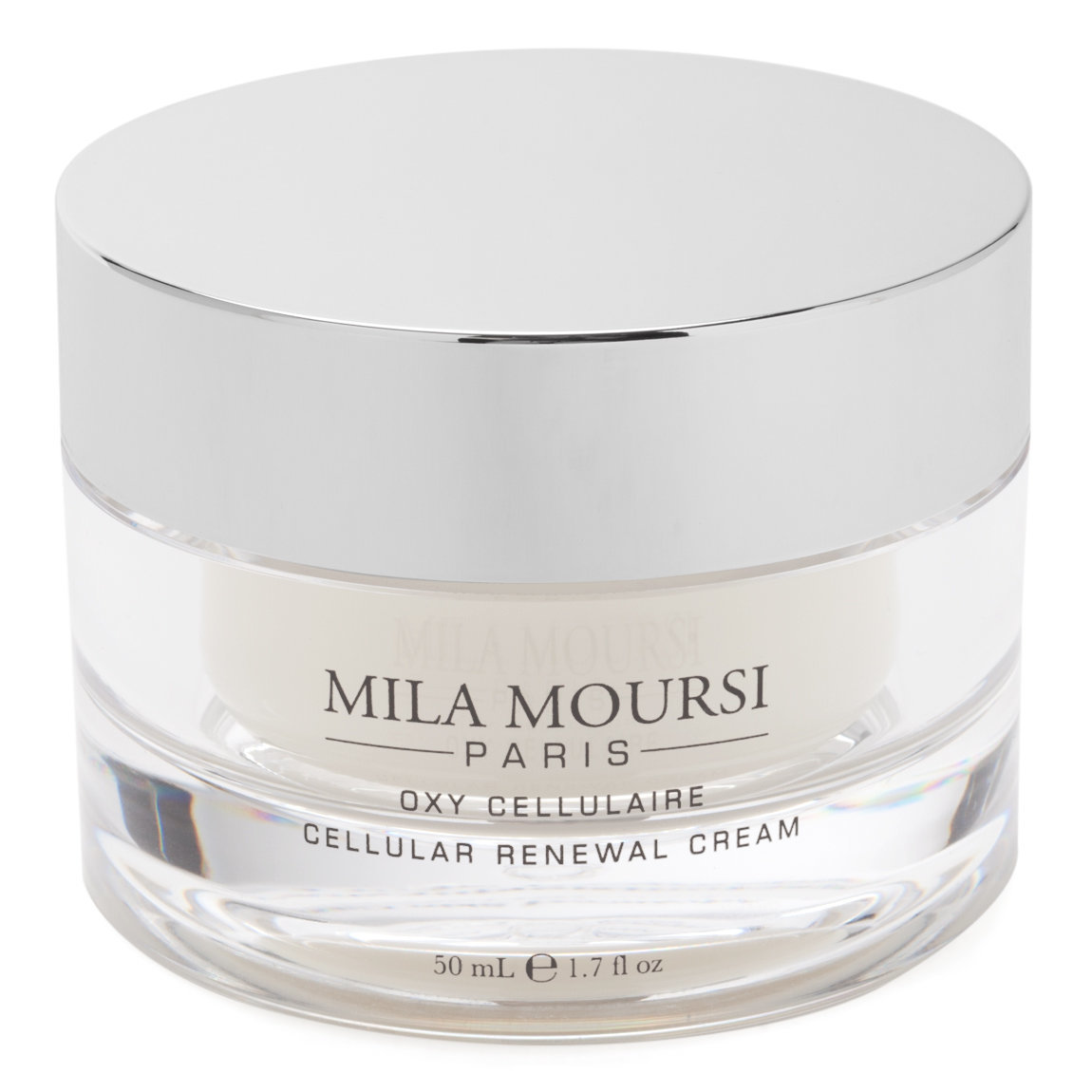 Mila Moursi Oxy Cellular Renewal Cream product swatch.