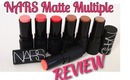 REVIEW: NARS Matte Multiple Collection+SWATCHES!