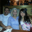 me , sis, bro in law