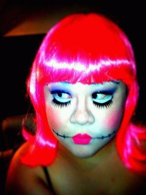 Halloween Pretty Little Dead Doll