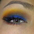 N7 inspired makeup