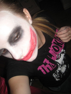 First Time I Did The Joker