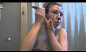Alien Queen Makeup