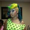 color photo shoot