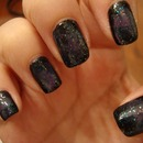 Manicure Monday: Galaxy Nails