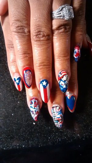 Puerto Rican pride