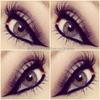 Smokey Eyes/Winged Liner