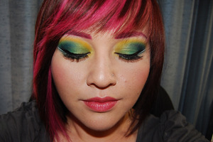 Neon Green Tutorial