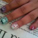 Baby Sisters Nails!