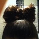 Hair bow ✌✌