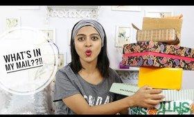 What's in my mail ? | Best #SubscriptionBox Options in India | SuperWowStyle