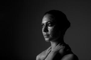 Latest work with Cesar Santamaria! Gorgeus eyes dont you think? Ph: Cesar Santamaria Model: Alicia McAllister MUA: Nadia Kosh