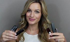 Makeup Favorites: My Favorite Lipsticks! MAC, LAURA MERCIER, MAYBELLINE, REVLON
