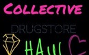 Collective Haul: MAC, & DRUGSTORE