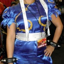 CHUN-LI promo model at Phoenix Comicon 2013
