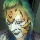 Glitter Tiger