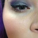 Silver-blue