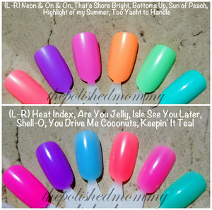 http://www.thepolishedmommy.com/2013/06/china-glaze-sunsational-collection.html