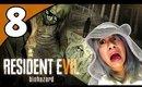 Resident Evil 7 Biohazard - Ep. 8 - DEAD BABY HAND [Twitch Live-Stream]