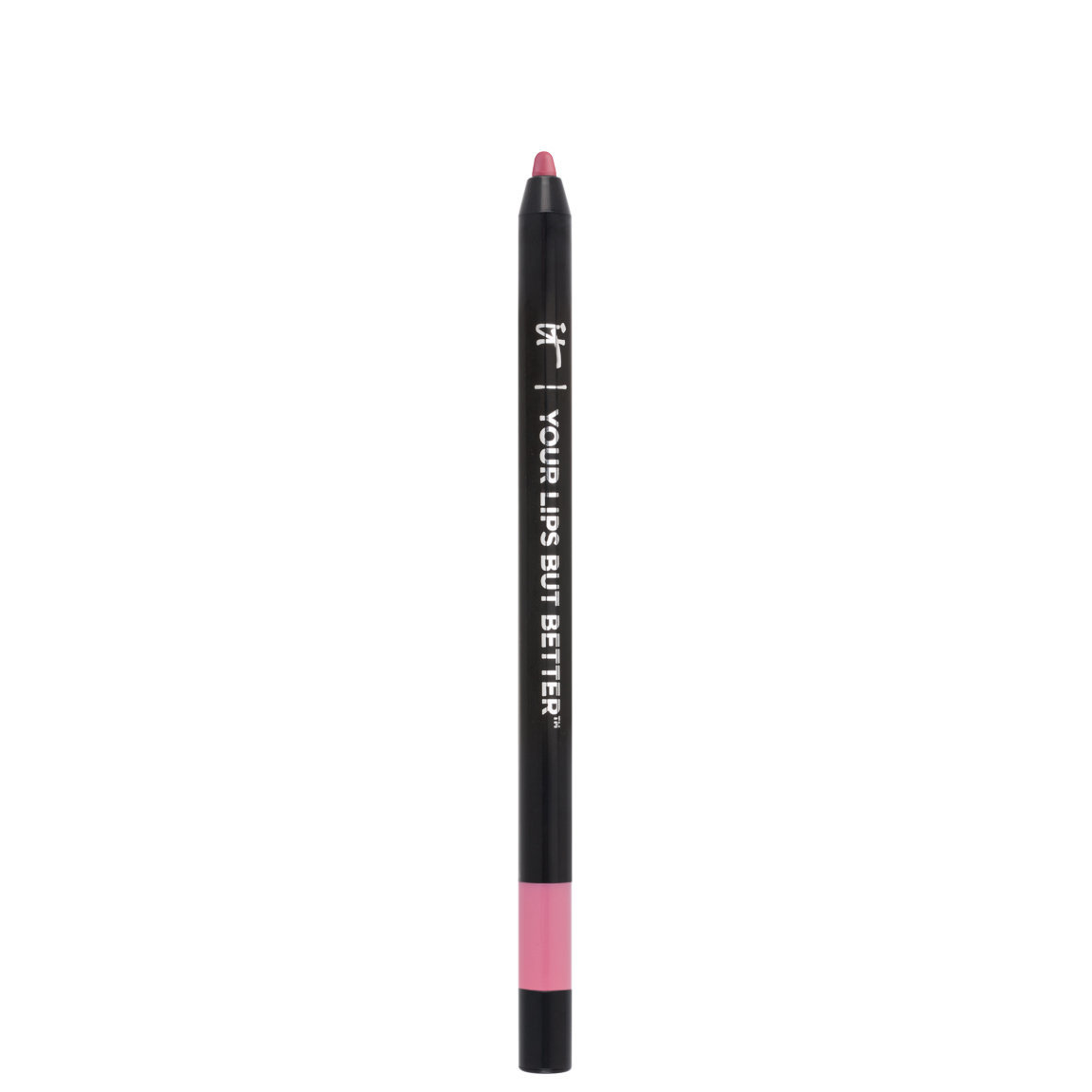 IT Cosmetics  YLBB Your Lips But Better Waterproof Lip Liner Stain Pretty In Pink