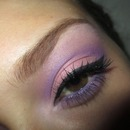 Lilac Valentines Make-Up