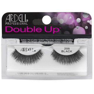 Double Up Lashes 208 Black