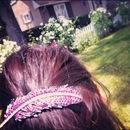Feathery Hair